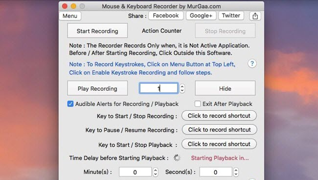Best Mouse And Keyboard Recorder On Windows Mac