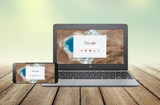 How to Mirror Android to Chromebook