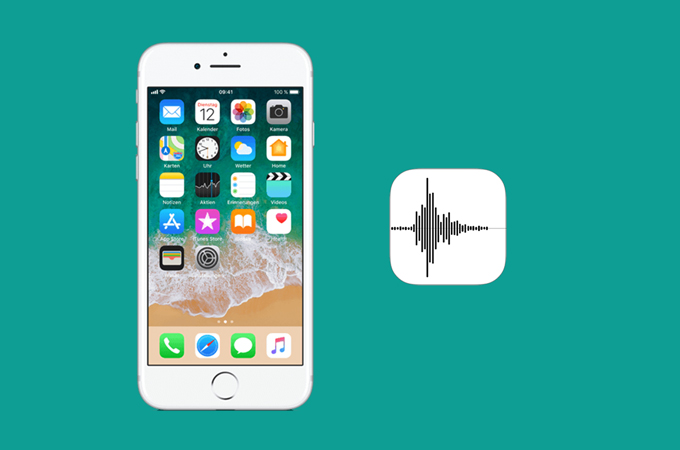 How to Retrieve Voice Memos from iPhone