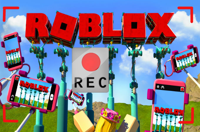 Guide How To Record Roblox On Windows Mac Ipad And Others