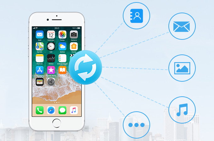 How to Recover Deleted Files on iPhone with Ease