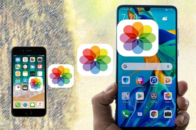Best Ways to Transfer Photos from iPhone to Huawei P30