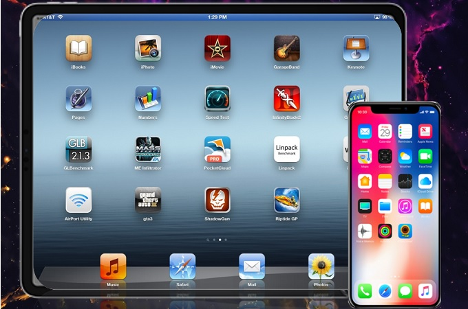 How to Mirror iPhone to iPad