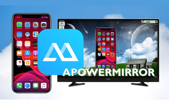 How to Mirror iPhone to Panasonic TV