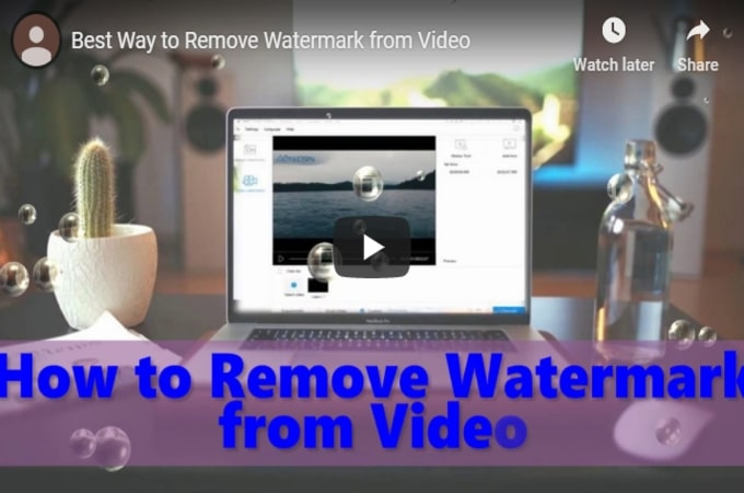 How to Remove Watermark from Video for Free